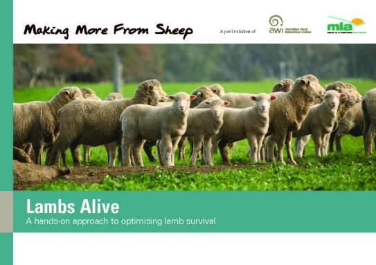 Lambs Alive (2015)